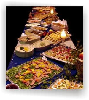 Partyservice, Catering, kalte Platten - Seemann-Catering Kiel und Kronshagen